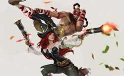 Riot Games to create new artwork for Legends of Runeterra live