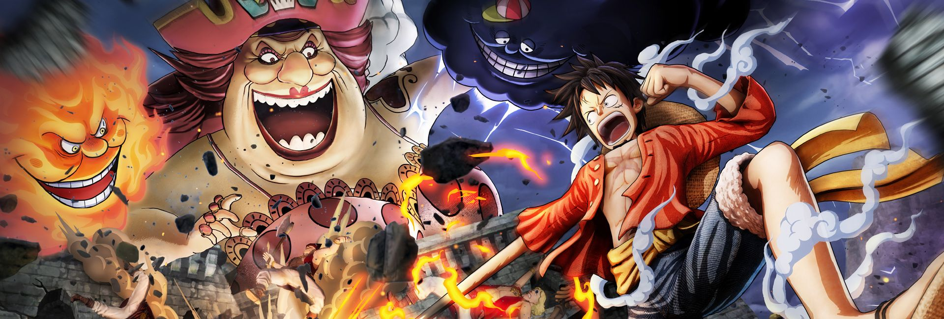 One Piece Pirate Warriors 4 (Playstation 4)