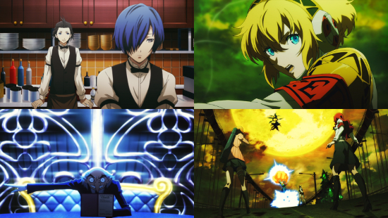 Persona 3 Movie 3 - Falling Down