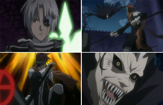 D.Gray-Man Series 1 Part 2