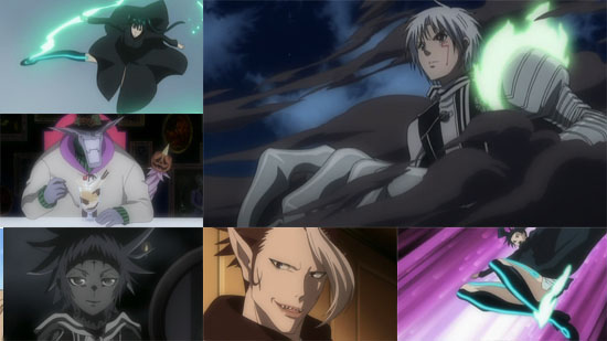 D.Gray-Man Series 2 Part 2