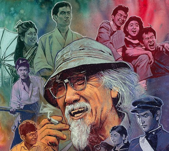 Seijun Suzuki: The Early Years. Vol. 1 Seijun Rising: The Youth Movies