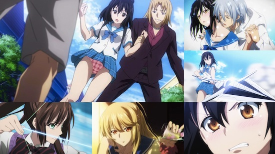 Strike the Blood - Eps. 1-3
