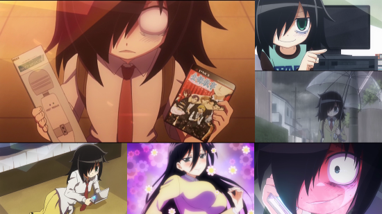 Watamote - The Complete Collection